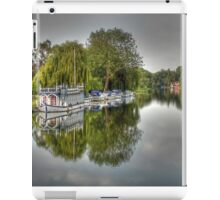 The River Thames iPad Case/Skin