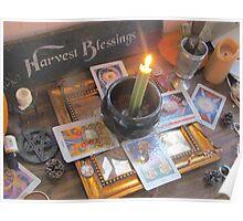 Harvest Blessing  Poster