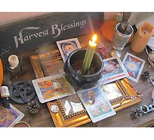 Harvest Blessing  Photographic Print