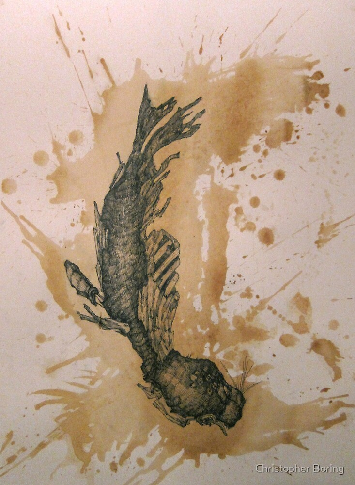 Last Bludgeoned Pup-Seal by Christopher Boring