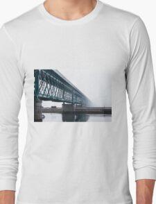 Misty bridge Long Sleeve T-Shirt