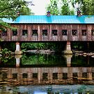 HONEYMOON BRIDGE by Angela Tice Gunn