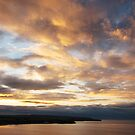 Scarborough sunset by StephenRB