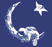 Moonstuck - Alternate Universe on Blue by Koobooki