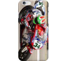 Davide Giugliano at Miller Motorsports park 2012 iPhone Case/Skin