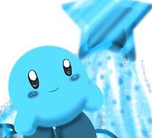Blue Kirby by Redjiggs