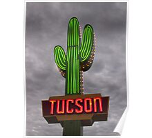Welcome to Tucson Poster