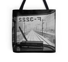 Life just like a Train Tote Bag