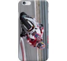 JONATHAN REA at Miller Motorsports park 2012 iPhone Case/Skin