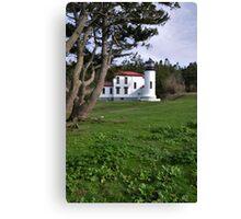 Admiraltry Head Lighthouse Canvas Print
