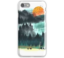 Wilderness iPhone Case/Skin