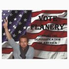 Vote Flanery by geekgirl93