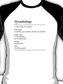 Wumbology T-Shirt