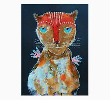 Cat With Green Blue Eyes Unisex T-Shirt