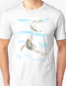 Sea lions cavorting T-Shirt