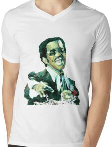 Sammy Davis Jr  Mens V-Neck T-Shirt