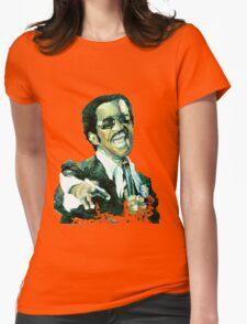 Sammy Davis Jr  Womens Fitted T-Shirt