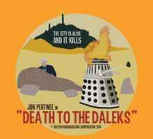 Doctor Who - Death to the Daleks by Tim Foley