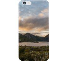 Sunrise, Cradle Mountain, Tasmania iPhone Case/Skin