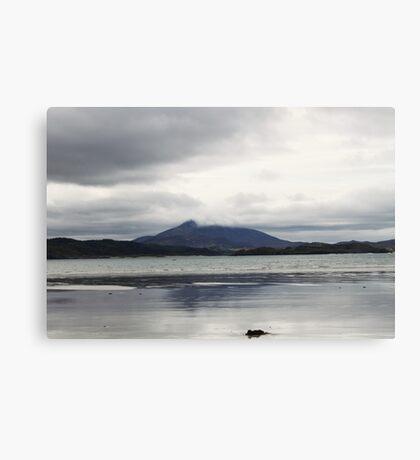 Donegal Beach Canvas Print
