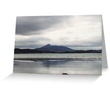 Donegal Beach Greeting Card