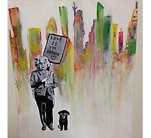 Street Art Photographic Print