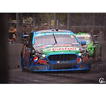 Mark Winterbottom - Gold Coast Photographic Print
