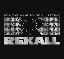 Rekall (Total Recall) by TGIGreeny