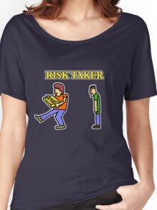 Risk Taker Women's Relaxed Fit T-Shirt