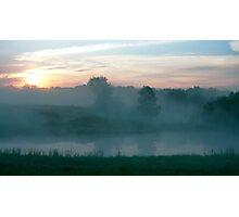 Foggyheaded Photographic Print