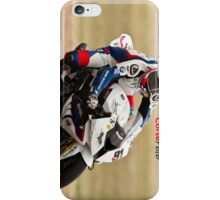 LEON HASLAM at Miller Motorsports park 2012 iPhone Case/Skin