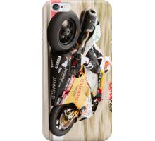 SYLVAIN GUINTOLI at Miller Motorsports park 2012 iPhone Case/Skin