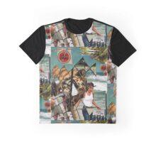 The shores of captivity (lightning on my feet) Graphic T-Shirt