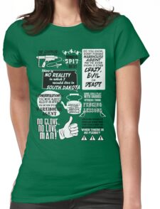 Myka Musings Womens Fitted T-Shirt