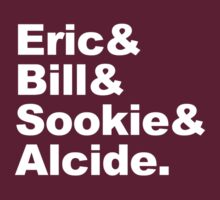 Eric Bill Sookie Alcide T-Shirt