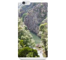 Ceira's gorge iPhone Case/Skin
