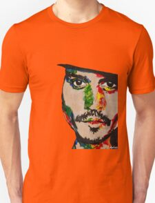 Primary Johnny Unisex T-Shirt