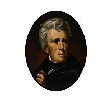 President Andrew Jackson Photographic Print