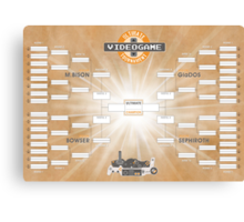 Ultimate Video Game Tournament!!  Canvas Print