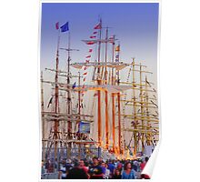 Tall Ships Lisbon 2012 Poster