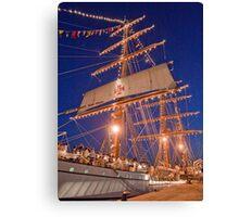 """Sagres"" Tall Ship. Canvas Print"