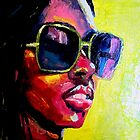 Palette Knife II by Monifa