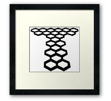 Torchwood Logo Framed Print
