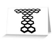 Torchwood Logo Greeting Card