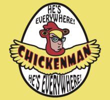 Chicken Man! by J. Stoneking