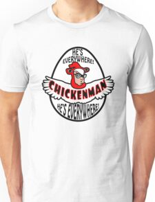 Chicken Man! Unisex T-Shirt
