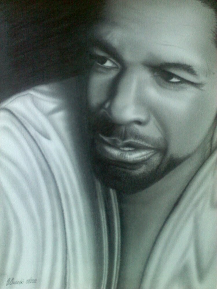 Notable actor Denzel Washington by ttpd618