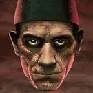 Boris The Mummy by Stuart Wilson
