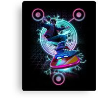 Hoverboard takes Flight Canvas Print