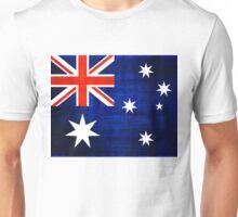 Vintage Australia Flag Unisex T-Shirt